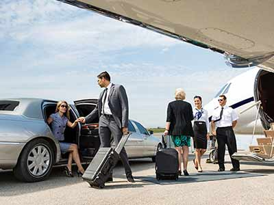 Boston Airport Corporate Transportation Service