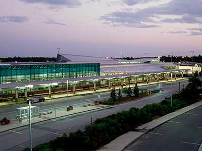 Boston Regional Airport